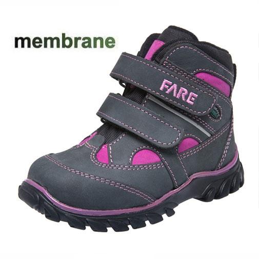 Dětské celoroční trekové boty s membránou - Fare - 826261 empty 3a2bc37891